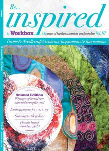 Be Inspired by Workbox Vol 3 cover